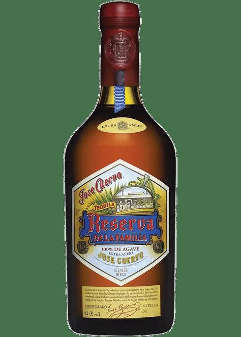Jose Cuervo Reserva de La Familia