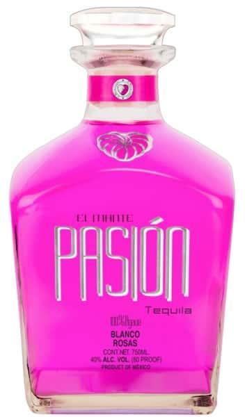 Passion Tequila Blanco Rosas