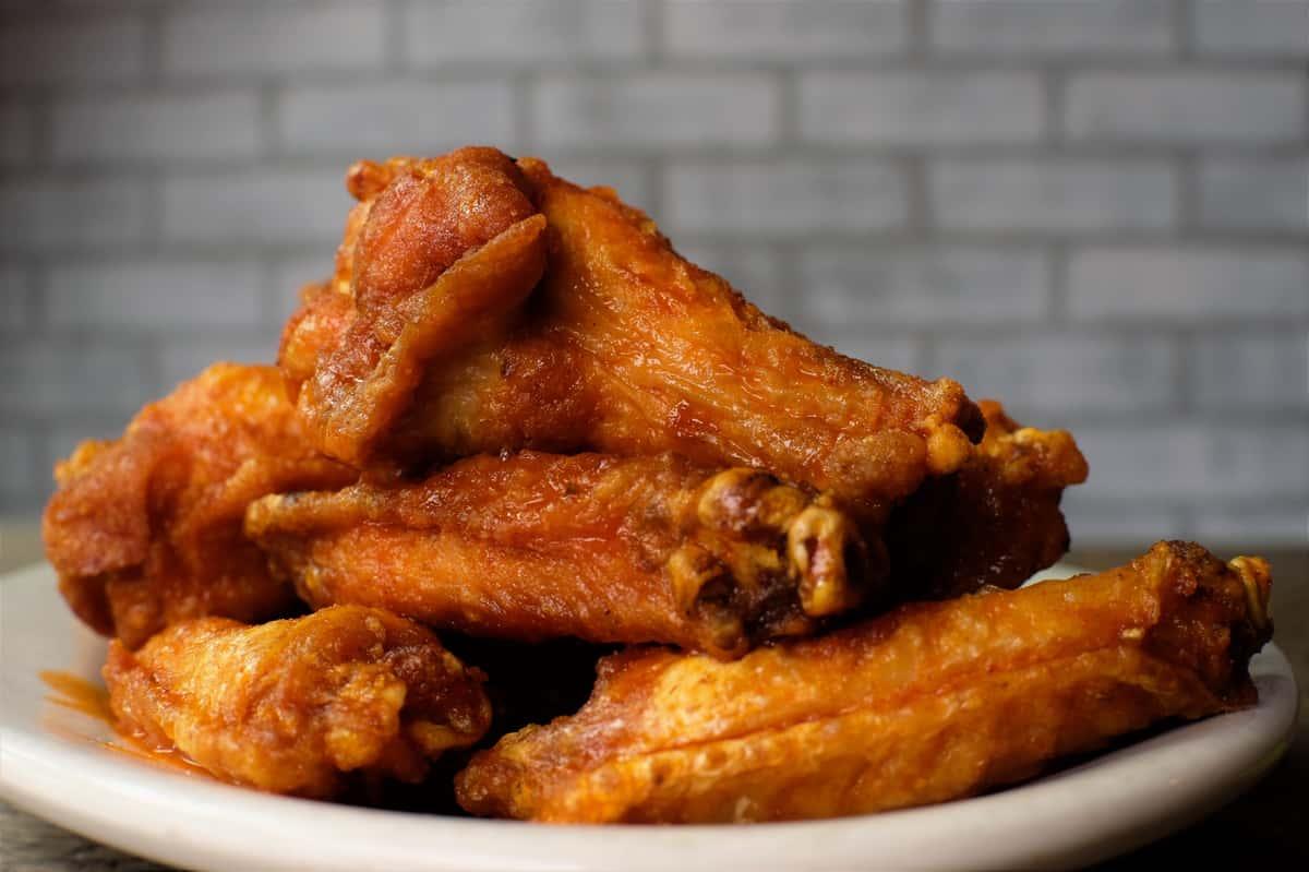 12 Wings
