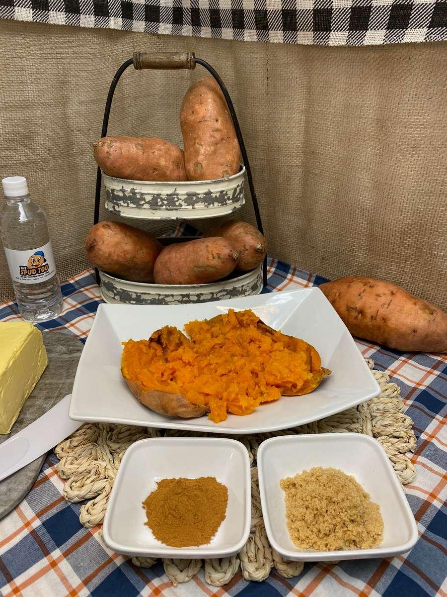 Giant Sweet Potato/Wednesday's ONLY!!!