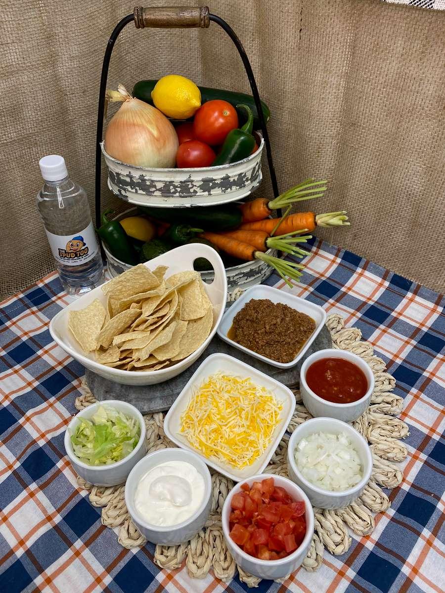 Small Taco Salad