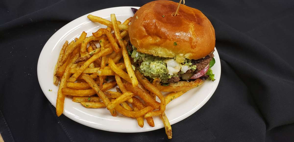 Big & Beefy Burger