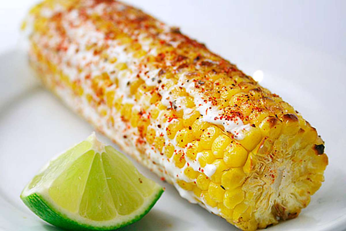 Mexican Street Elote