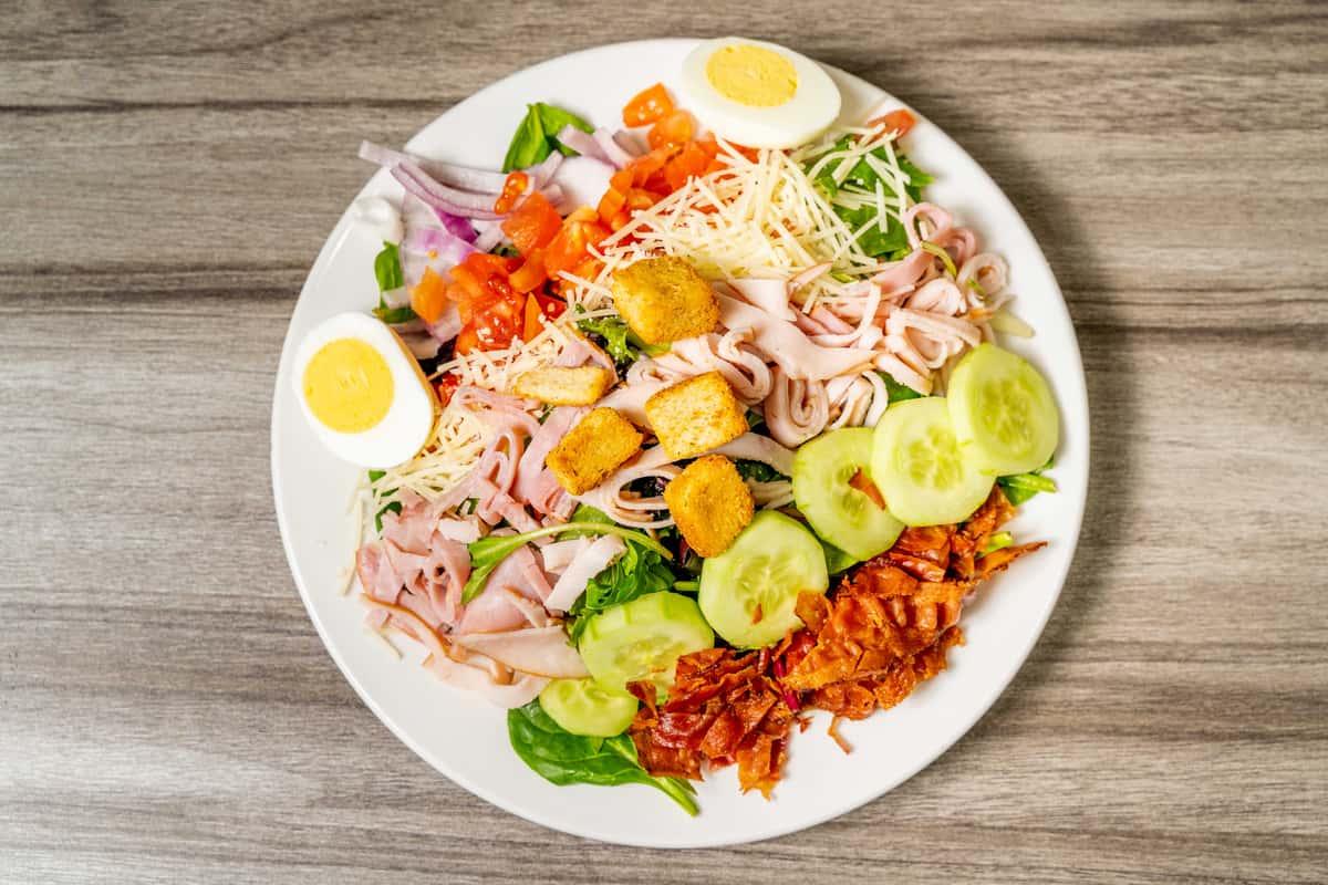 Bricks and Stones Chef Salad