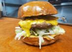 Kick Burger with Cheese
