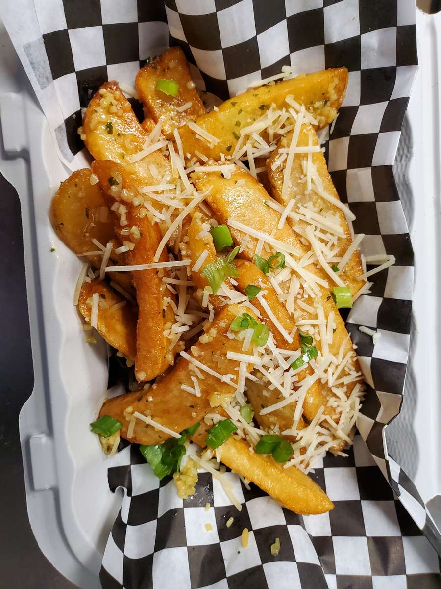 Garlic Fries