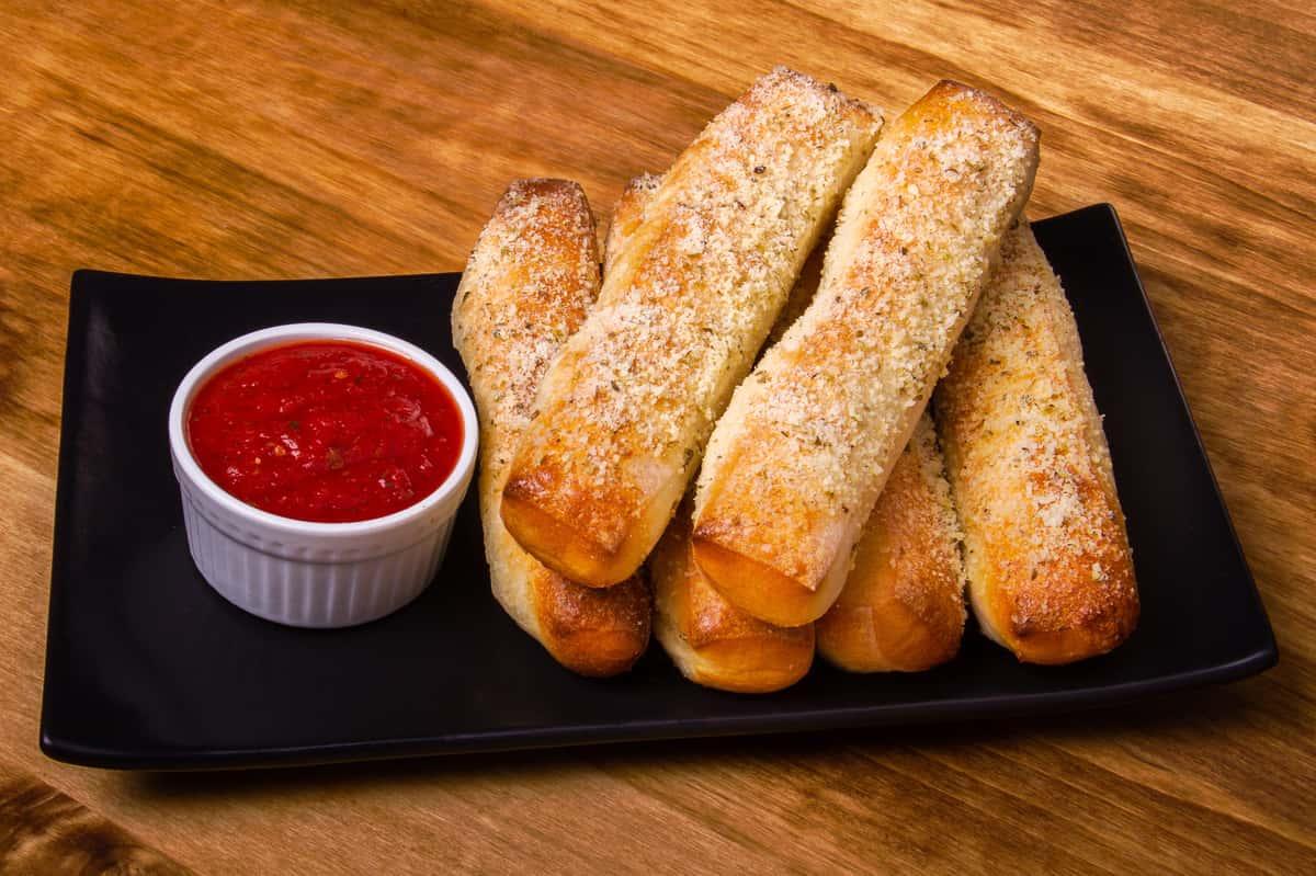 Buttery Bread Sticks