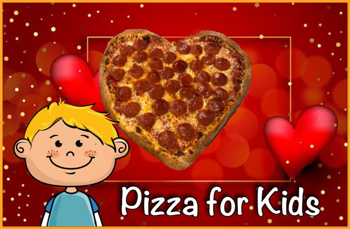 Pizza For Kids !