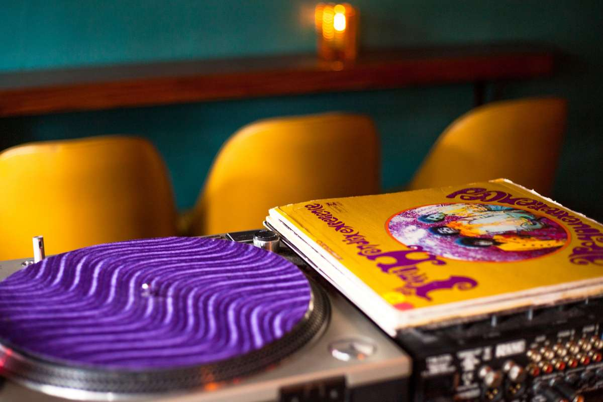 jimi hendrix purple record