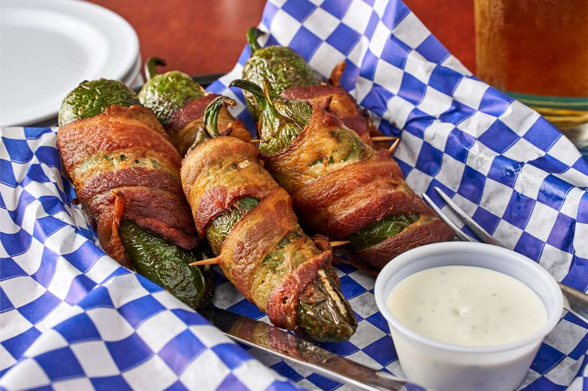 Jalapenos Poppers