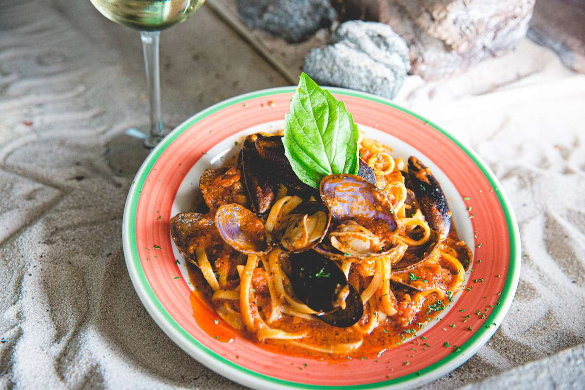 Linguini Sorrento