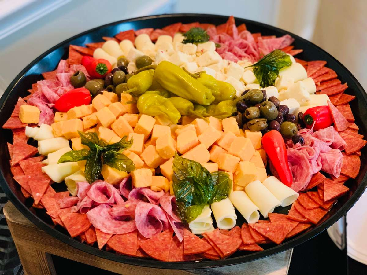 Catering Cold display