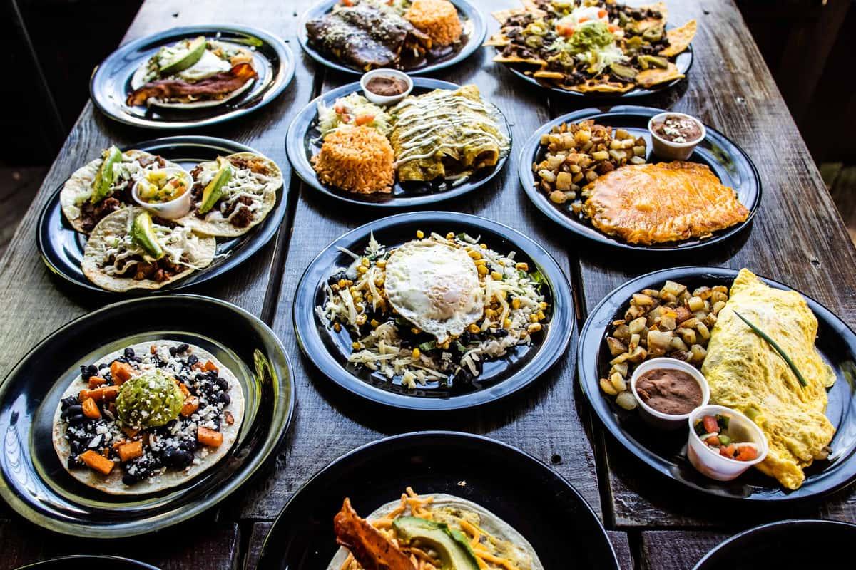 multiple plates