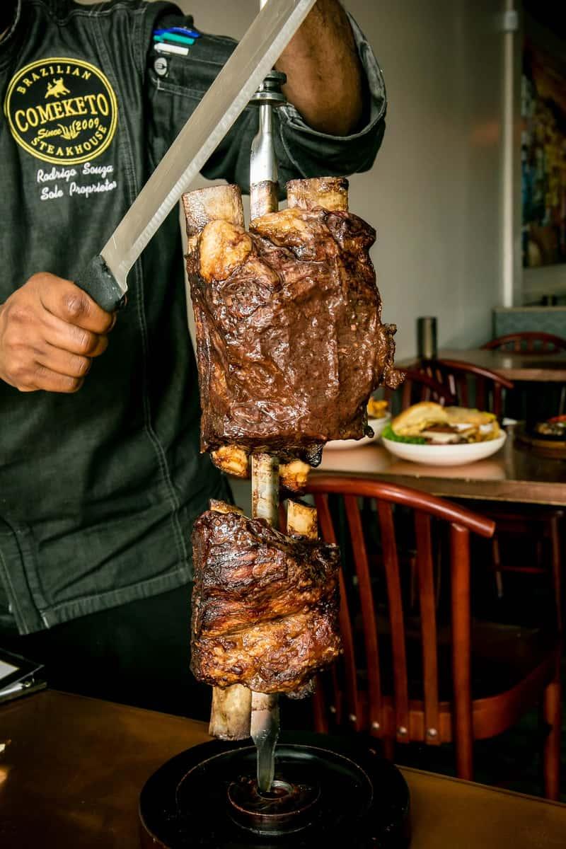 Ribs Steak
