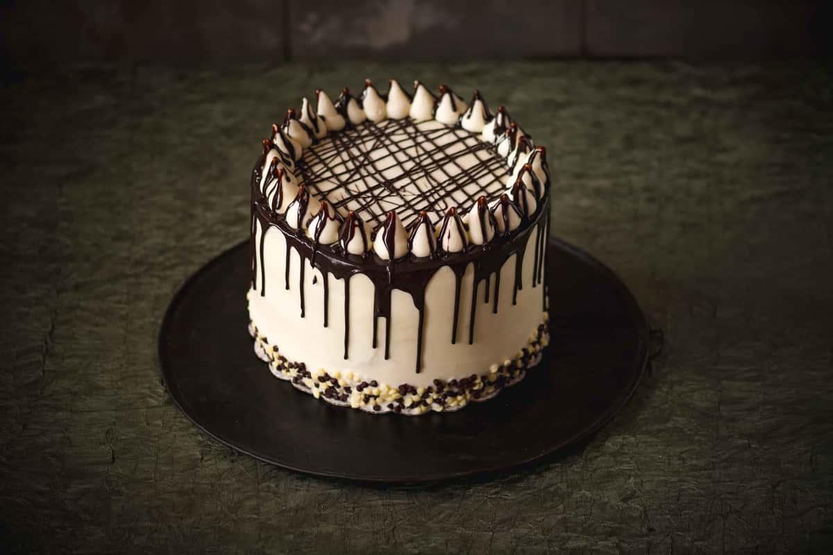 50 Shades of Chocolate Cake