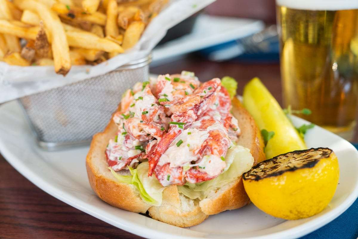 Signature Plymouth Lobster Roll