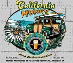 Pizza Port California Honey