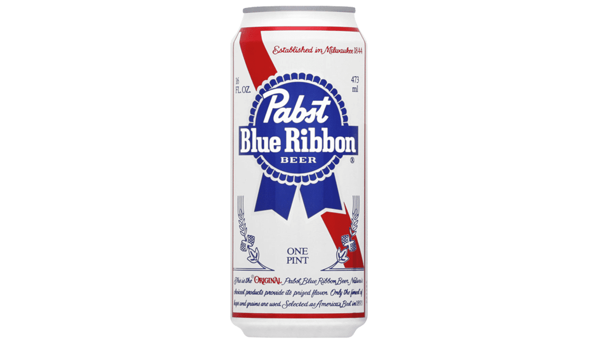 Pabst Blue Ribbon (4.7%) [16oz CAN]