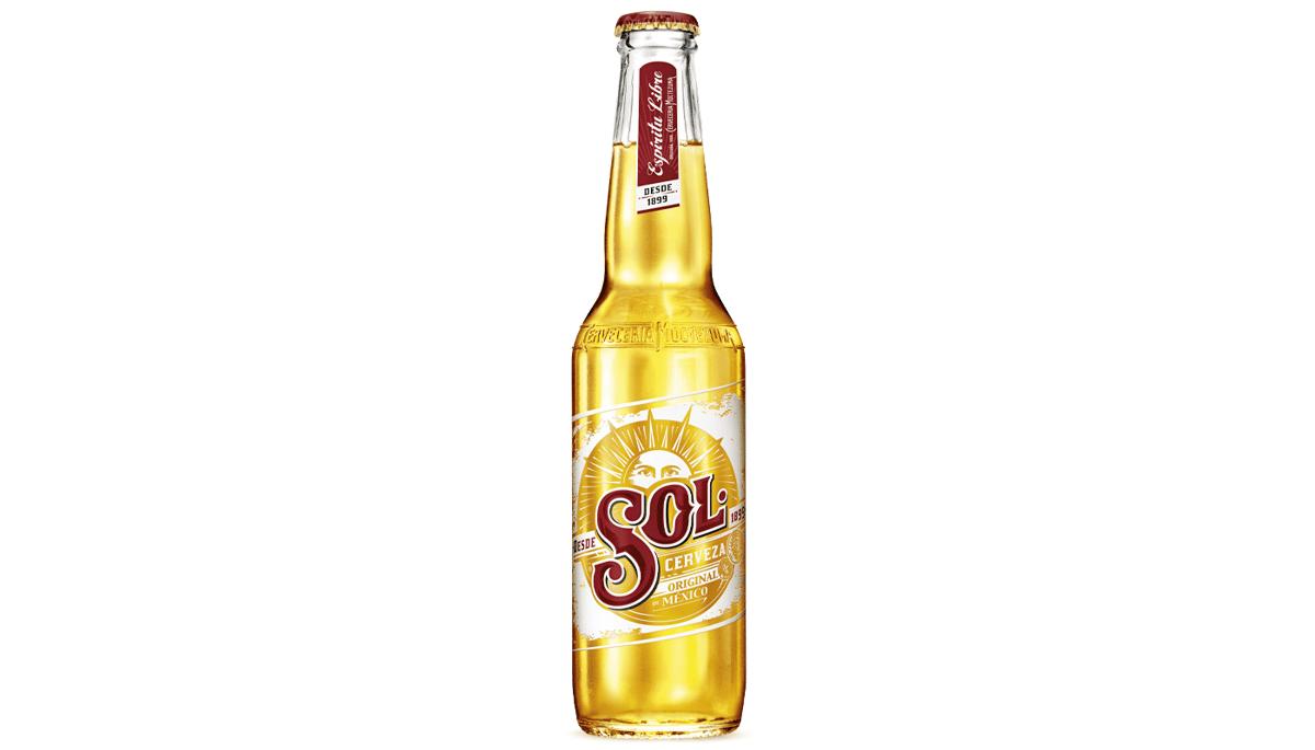 Sol Cerveza (4.5%) [12oz BOTTLE]
