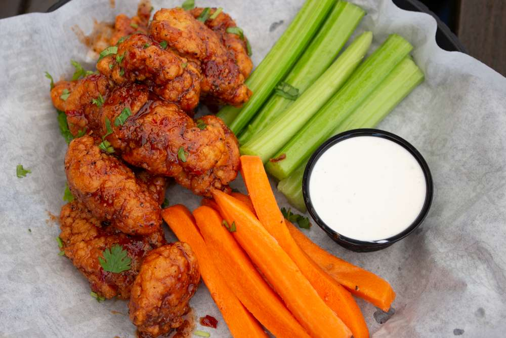Half-Pound Sweet & Spicy Asian Wings