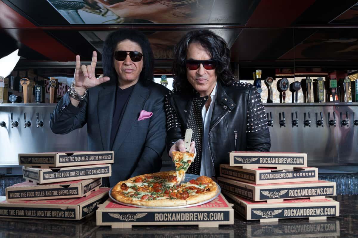 Gene & Paul Rock On