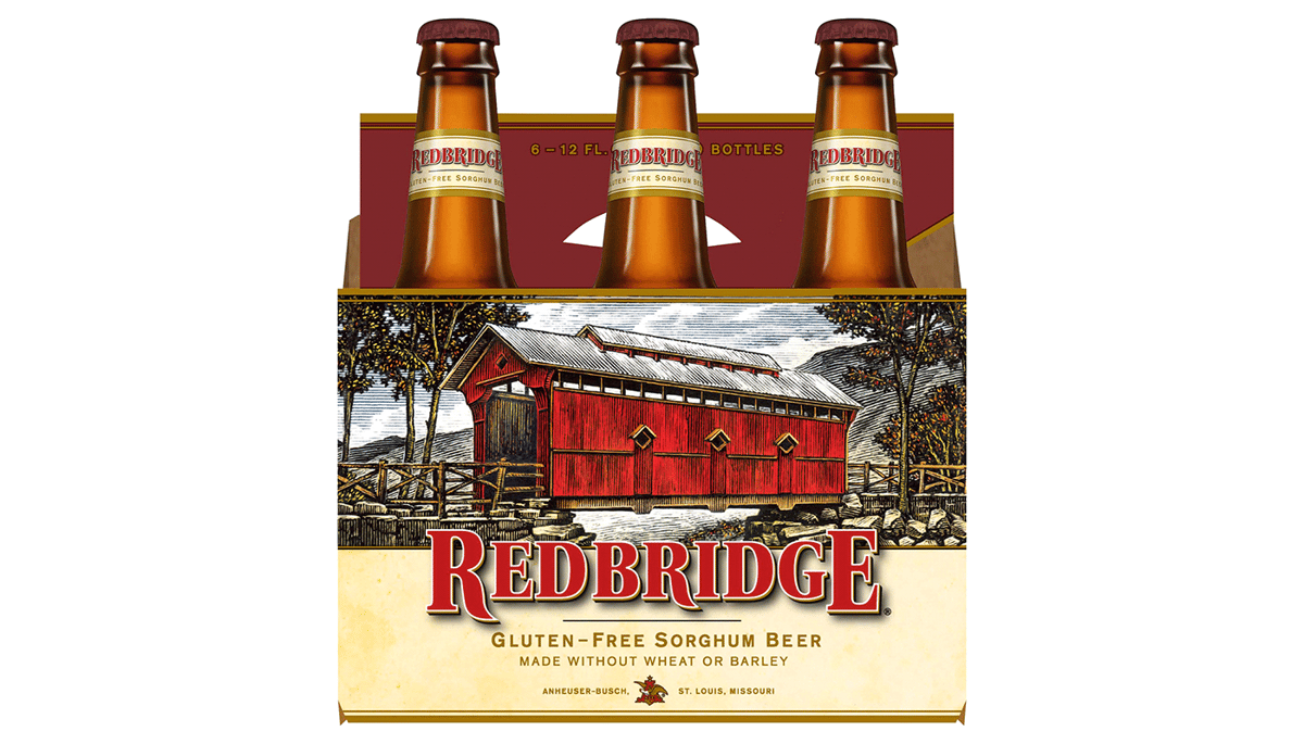Redbridge Sorghum Beer (4%) [12oz BOTTLE]