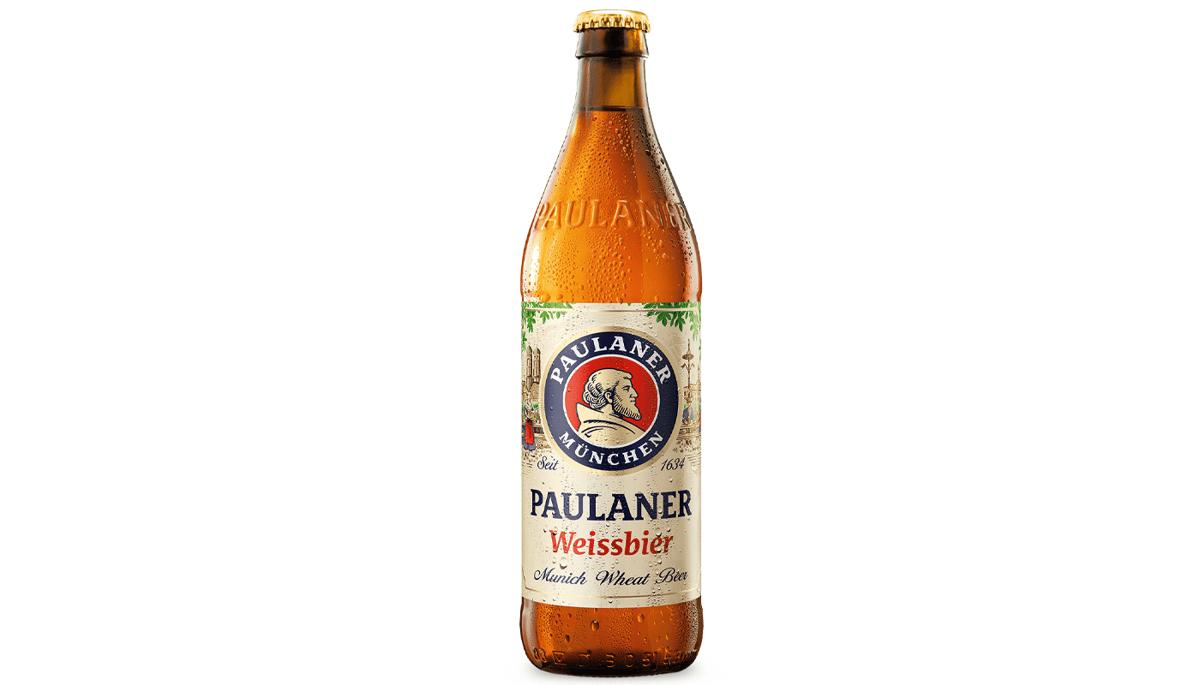 Paulaner Hefeweizen (5.5%)