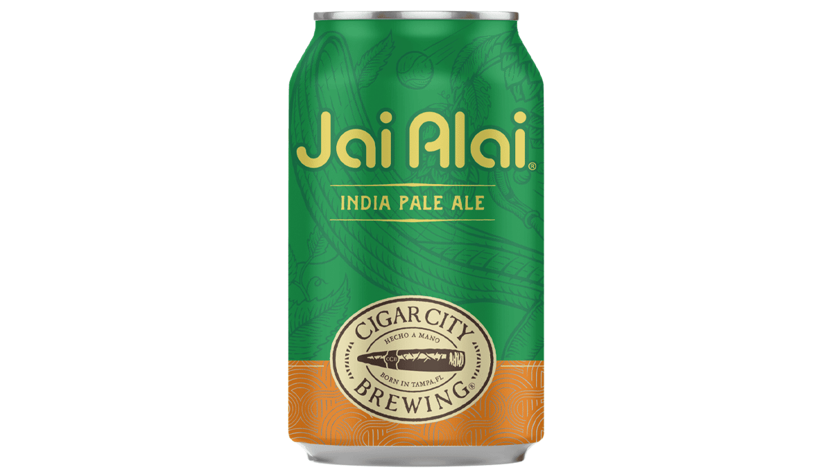 "Cigar City ""Jai Alai"" IPA (7.5%)"