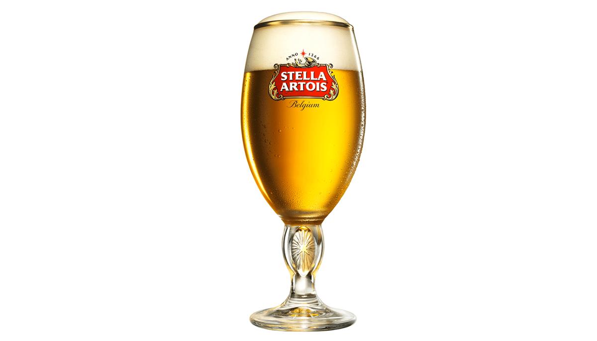 Stella Artois Lager (5%)