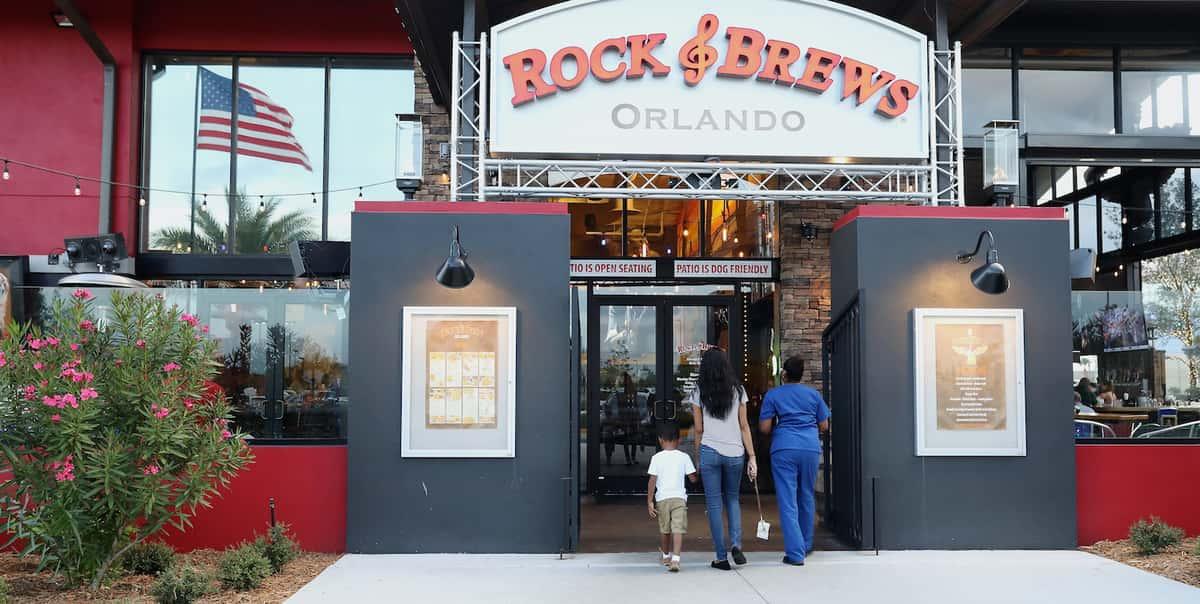 Orlando Entrance