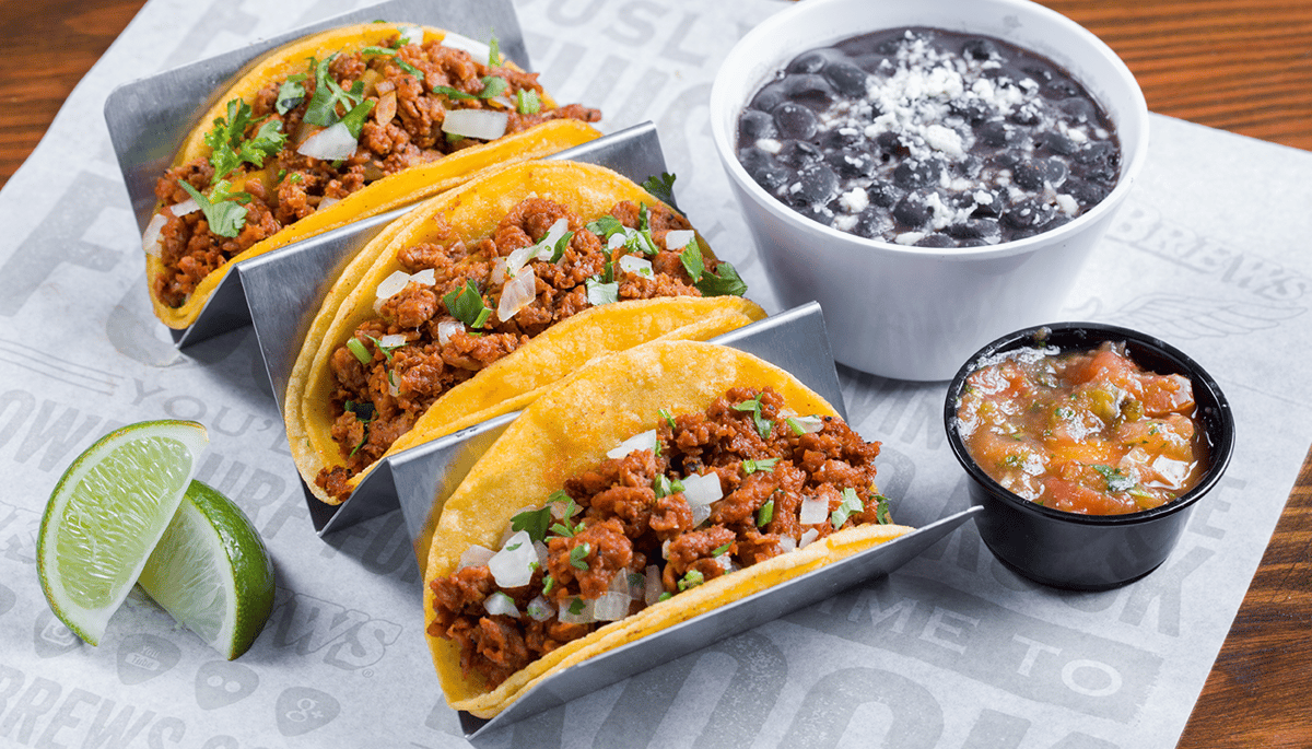 Beyond Meat® Street Tacos