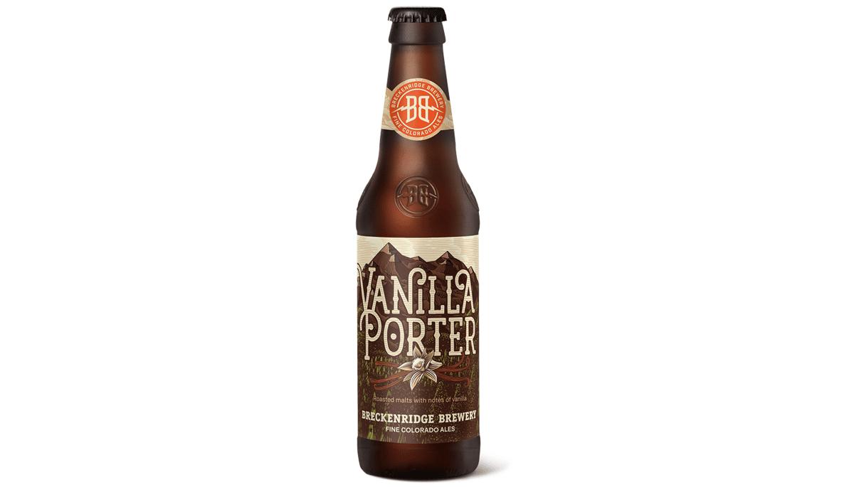"Breckenridge Brewing Co. ""Vanilla Porter"" (5.4%) [12oz BOTTLE]"