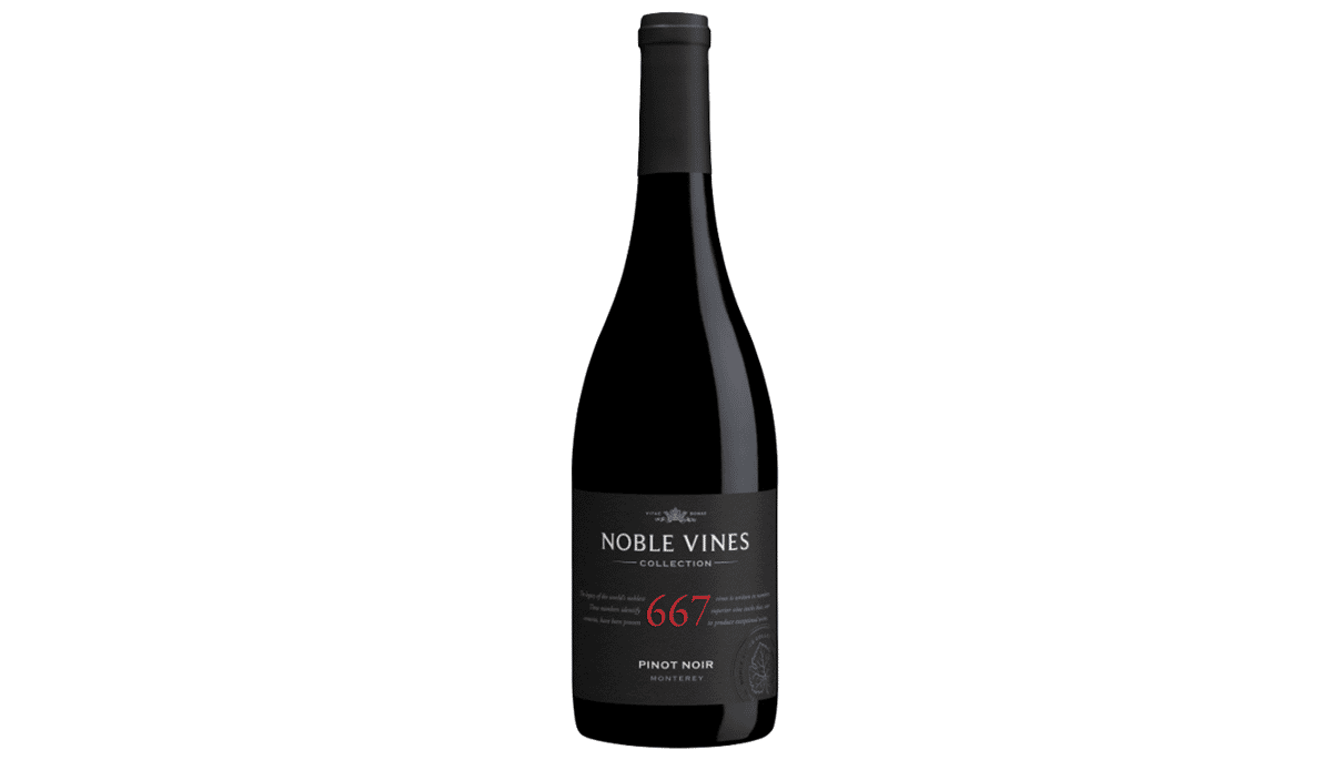 "Noble Vines ""667"" Pinot Noir (California, USA)"