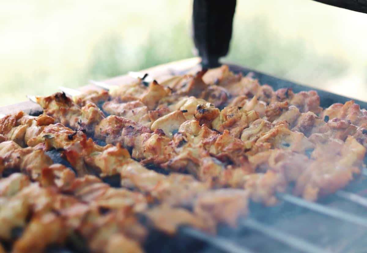 Kebab Chicken