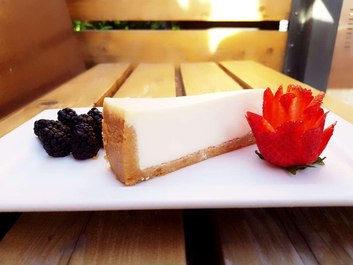 Rich & Creamy Cheesecake