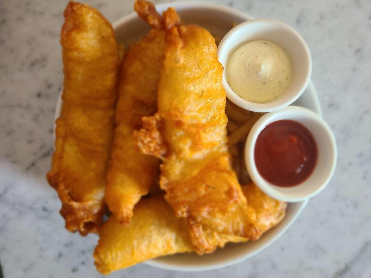 Fish & Chips Basket