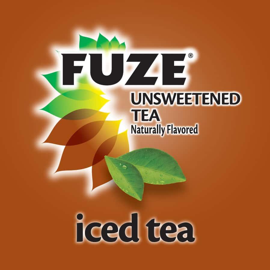 Fuze Iced Tea Unsweetened