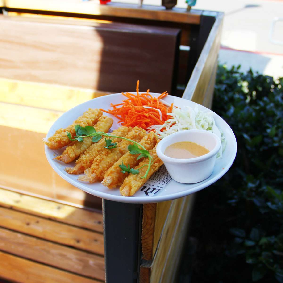 Shrimp Tempura (6pcs)