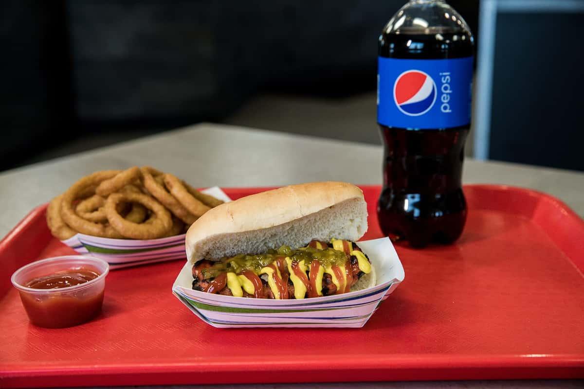 #4 Hot Dog