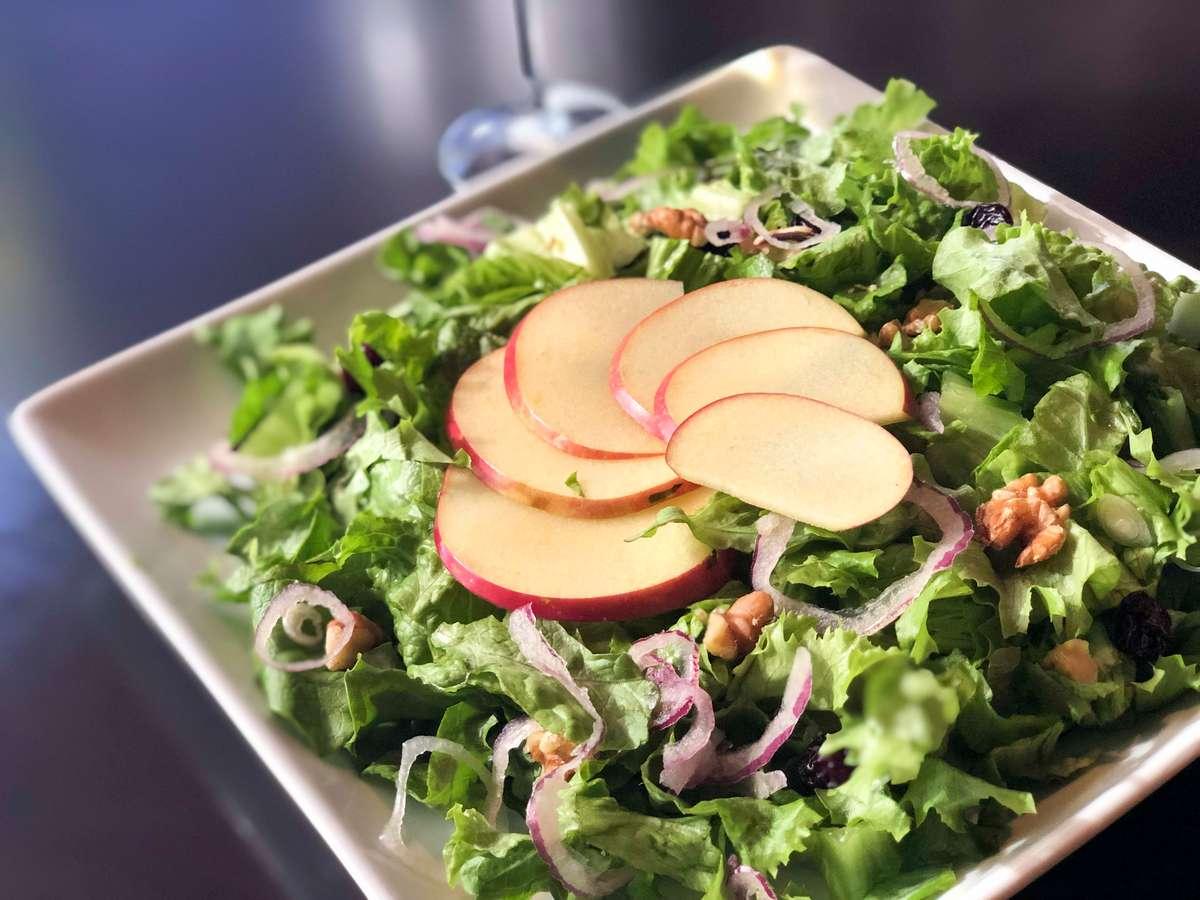 🌿 Viscount Salad (Vegetarian)