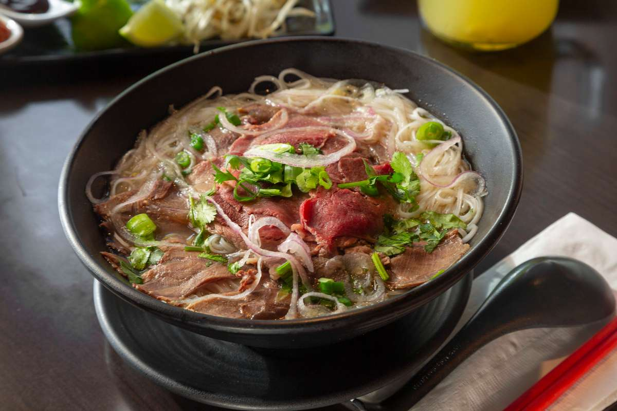 Filet Mignon Pho (Pho Bo)