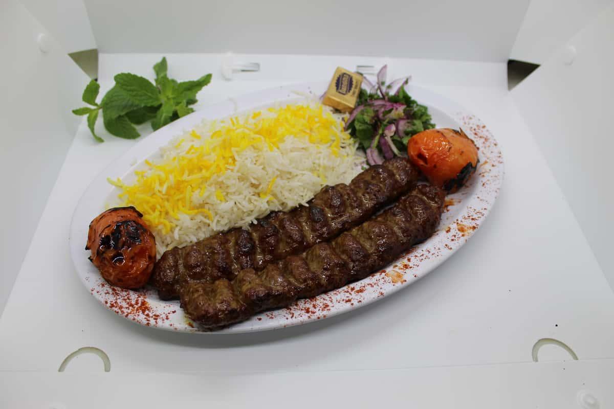 Beef Luleh Kebab
