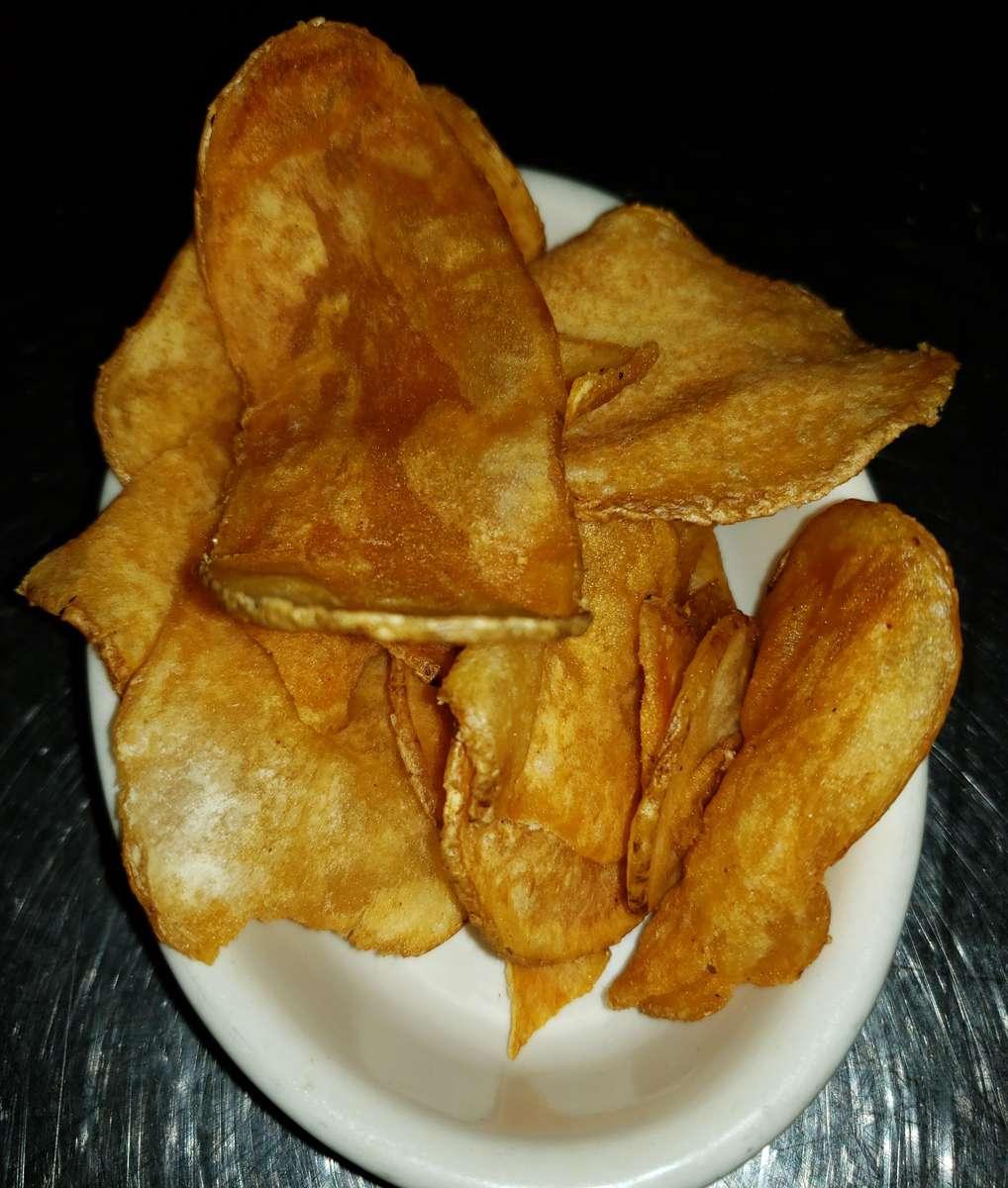 Papas Fritas (Potato Chips)