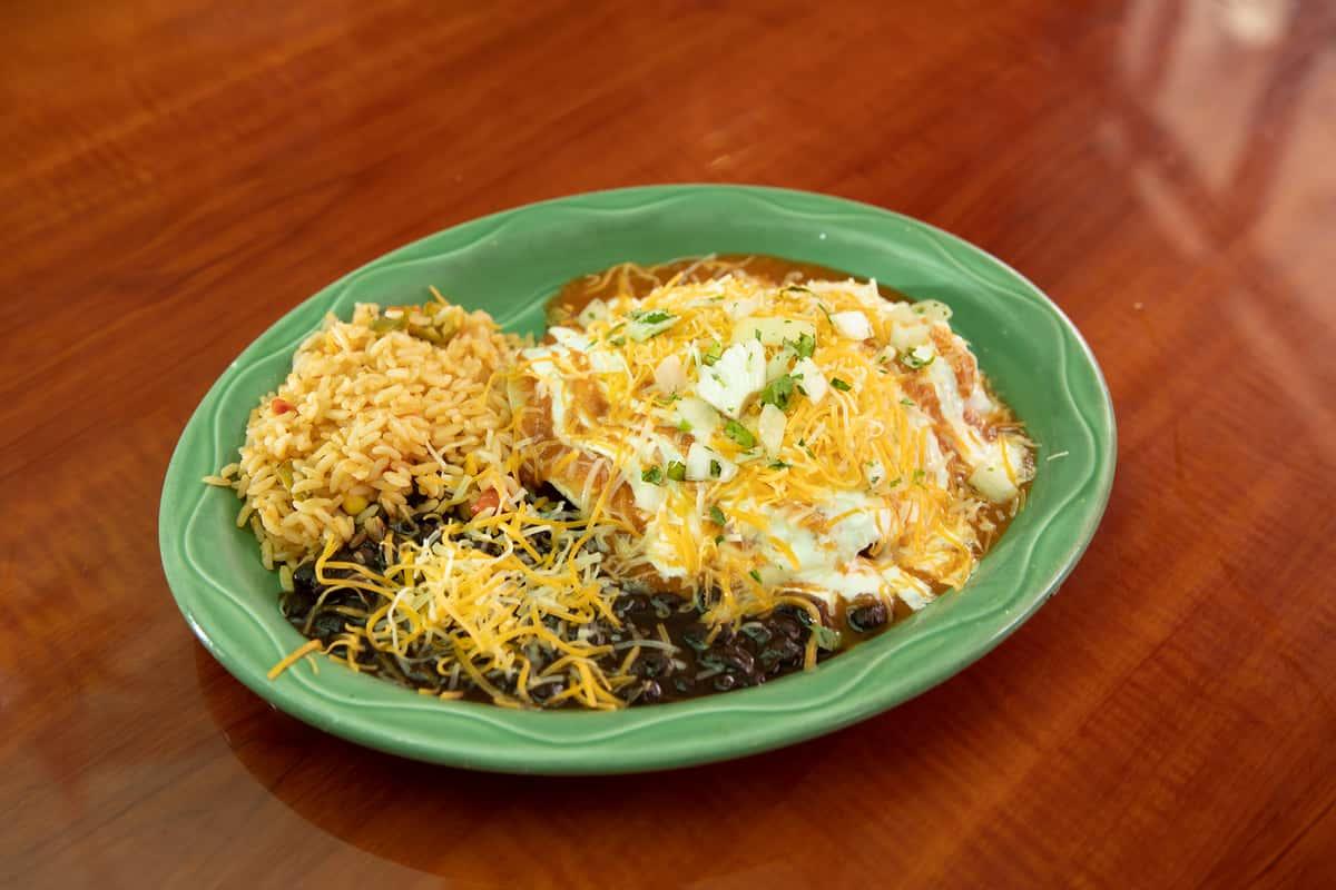 Mole Enchilada