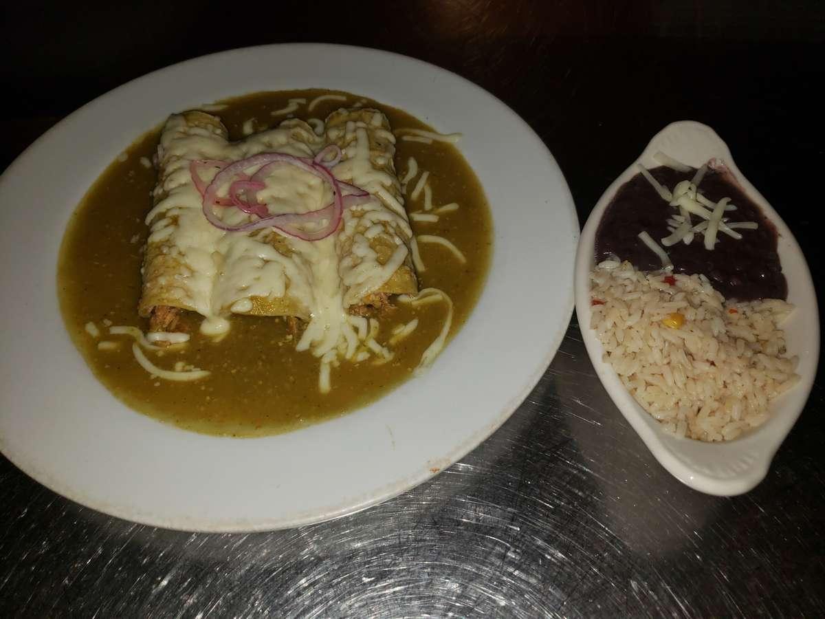 Verdes Enchilada