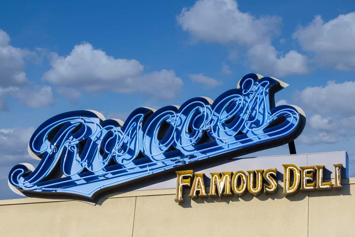 Roscoe's Famous Deli