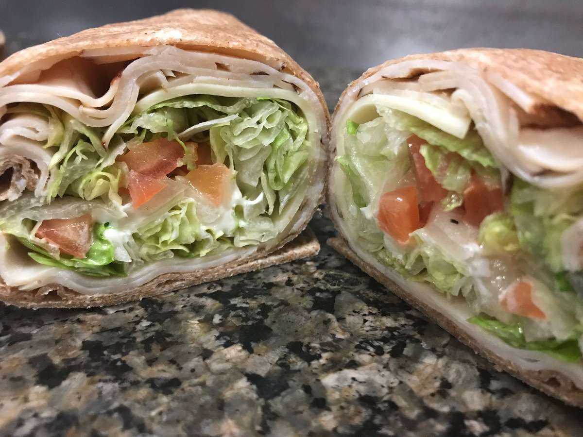 Any Small Cold Sub Can Be Made Into a Wrap