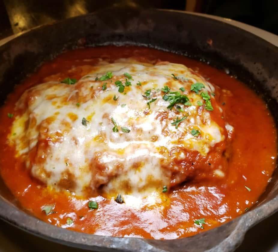 F&D Bolognese Lasagna