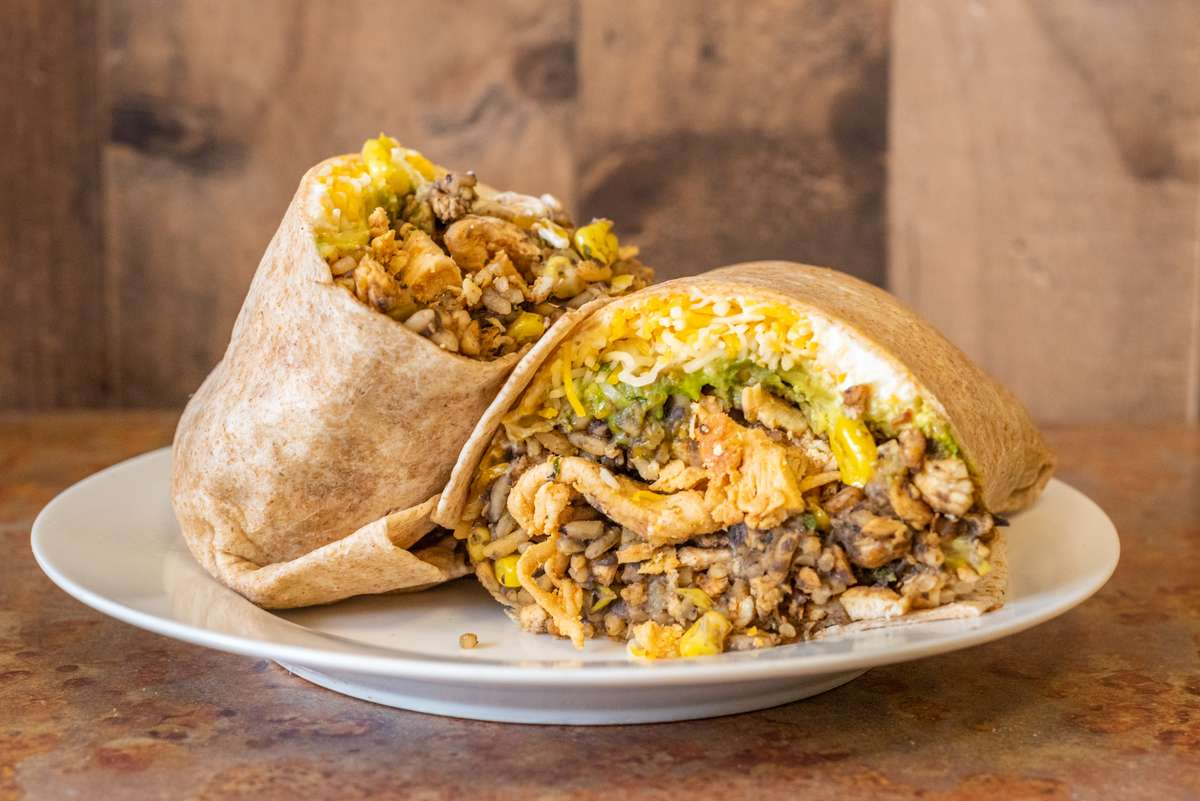 West Texas Cajun Wrap