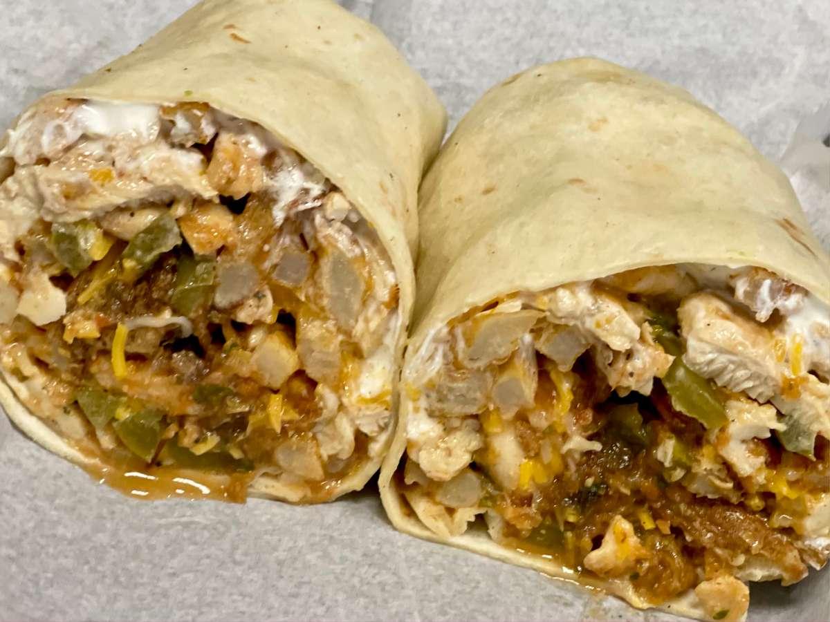 Burrito Loco Wrap